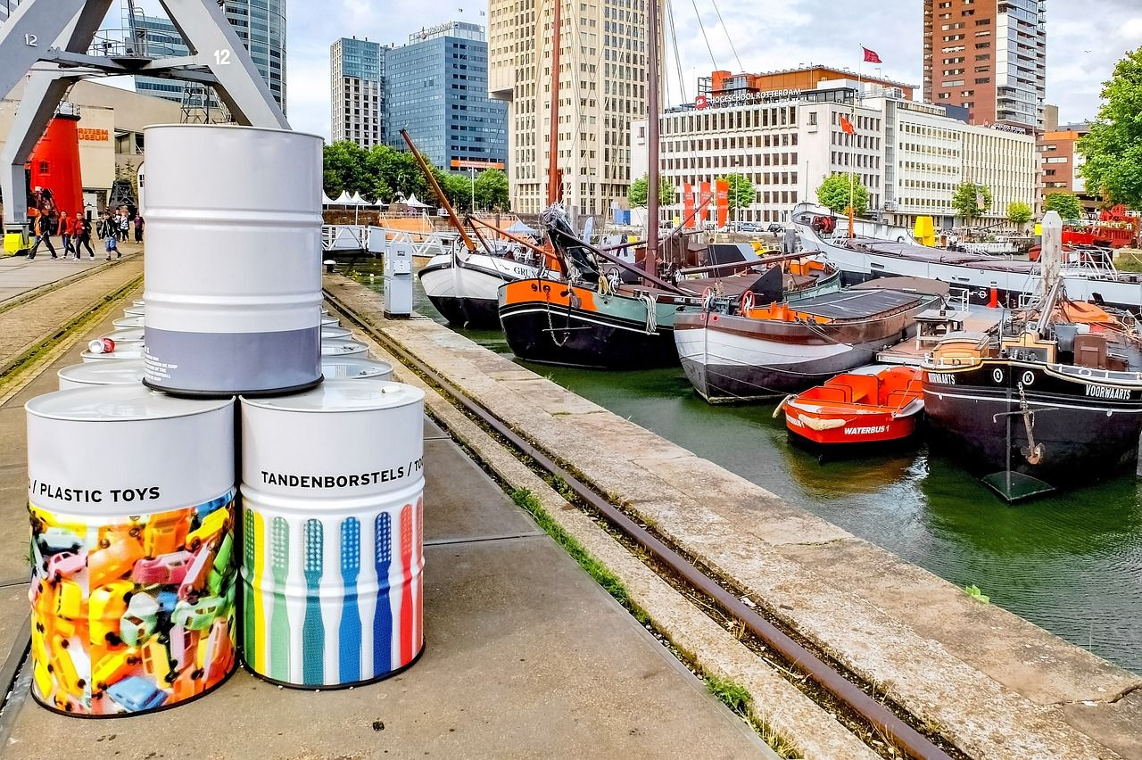 , Vaarbewijs Rotterdam, Vaarplezier