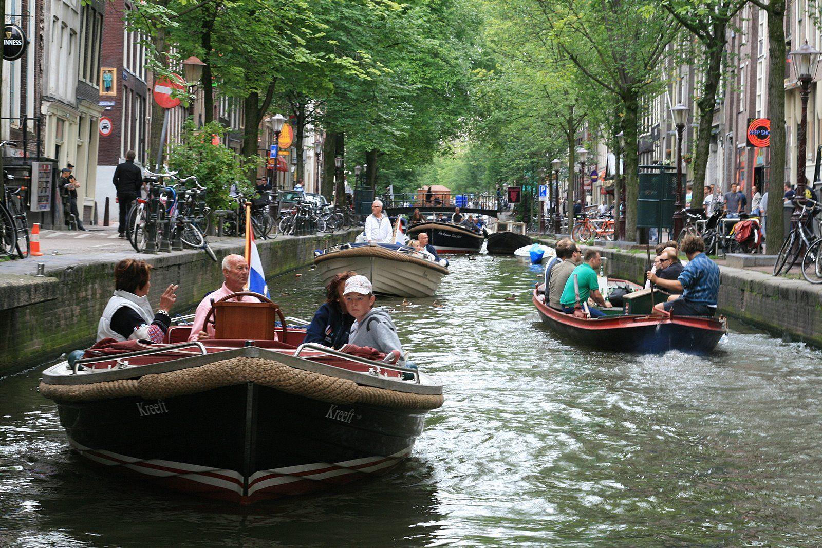 , Vaarbewijs Amsterdam, Vaarplezier